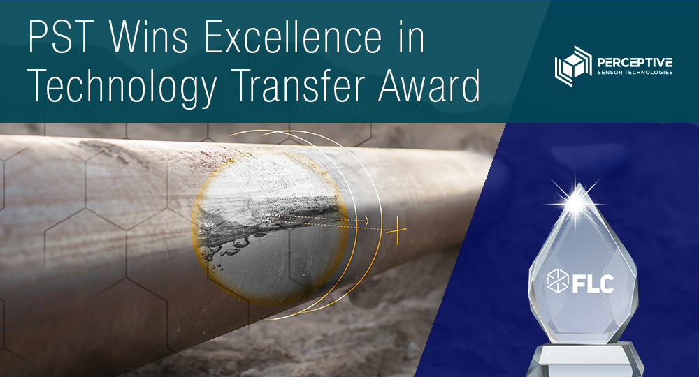 PST Wins Excellence in Technology Transfer Award | FluID™