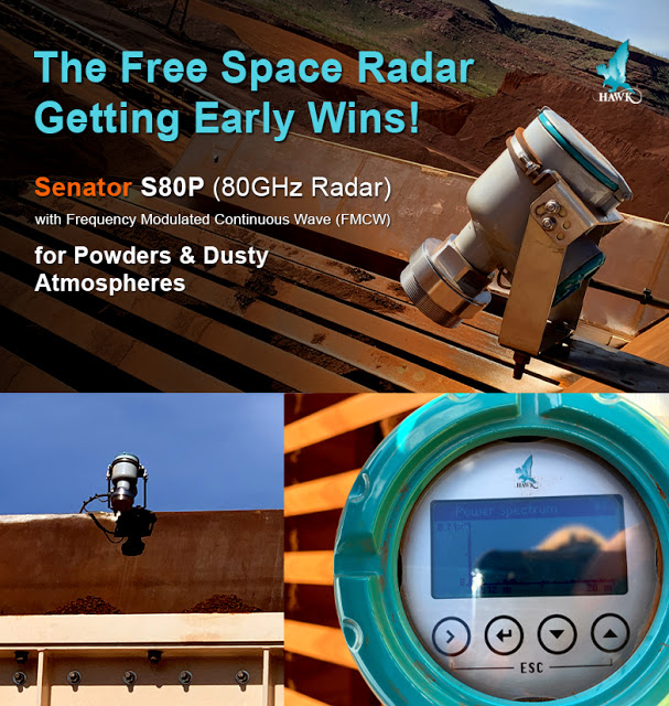 The Free Space Radar Getting Early Wins!